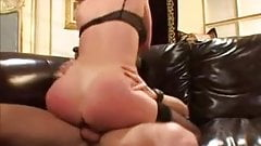 British Slut Jane Berry gets fucked up the arse