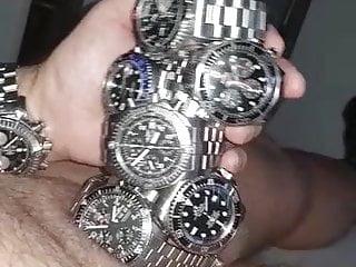 Wrist watch fetish free porn videos sex tube