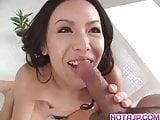 Hot milf Shinobu goes nasty on cock