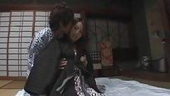 Tomoe Hinatsu - Japorno dinner and fuck at spa inn