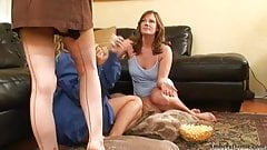 wives threesome strapon