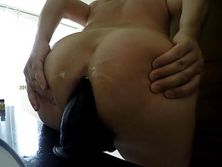 Dirty Little Piggy- Dildo and Poppers Fun