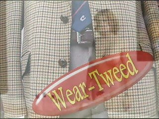 Erotic mens wear - Older men with woman 14 wear-tweed