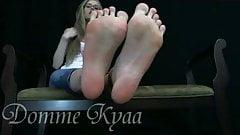 Dome feet tease 2