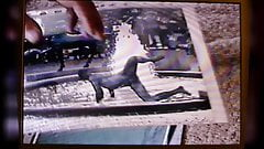 0210 Retro Vintage camcorder 8mm movie crossdresser photo