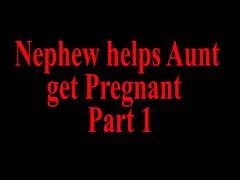 Nephew gets Aunt Pregnant POV Part 1
