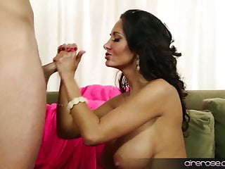Preview 2 of Airerose Big Titty MILF Ava Addams