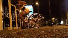 bici in culo