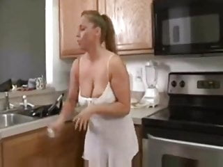 Mature Gets A Kitchen Facial