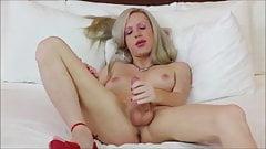 Sexy Tilf Strokes & Cums
