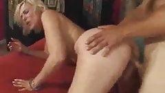 Horny Blonde MILF Hardcore