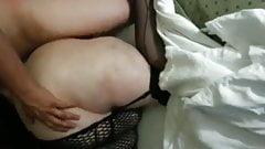 Sexy wife fucking youg stud...