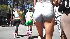 BootyCruise: Sateen Shorts's Thumb