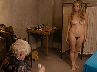 SekushiLover - Fave Celeb Full Frontal Hairy Vaginas: Part 2