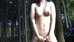Forest open and piss.mp4