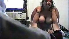 BBW Rides a Cock Good