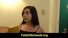 OperationEscort Whitney Wright gets nasty facial