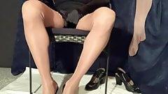 FF Nylon Stocking Feet