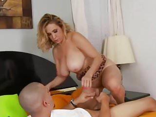 milf young boy big boobs
