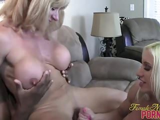Preview 4 of After A Good Muscle Fuck Cums The Handjob