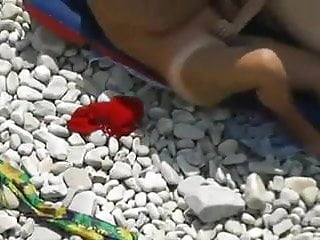 Beach - just having sex at the beach