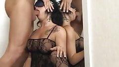 Sexy Spanish Girl Gets Fucked Hard