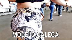 #Bundas Model Blonde - GALEGA MODELO
