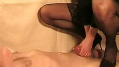 hotlegs-Velvet Stiletto Trampling