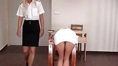 rare spanking