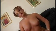 Laura loves getting deep anal fuck