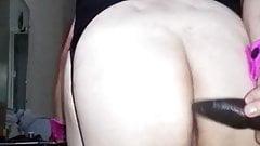 Ass Wide open