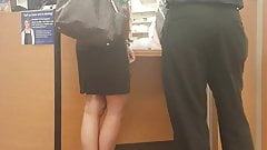 Sexy Tight Mini Skirt