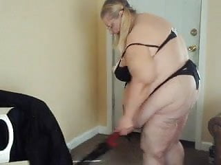 Naked hunk cleaning house - Cleaning house pt 2 maid outfit
