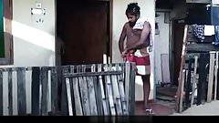 Sinhala Prostitute with Customer