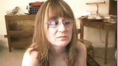 MILF-Anne on web cam