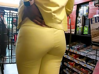 Slim Bubble Booty in G-String Part 2