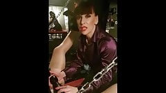 Angelica in bondage cock teased and fucked
