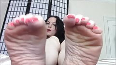 A foot fetish dream
