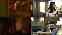 Kate Mara sex and nudity split-screen compilation