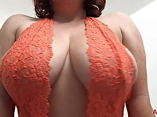 Maggie G Big Natural Milf Tits On Allover