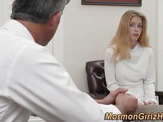 Mormon rubs for bishop
