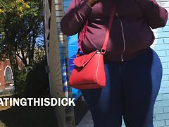 YOUNG BBW THICK THIGHS DAMN
