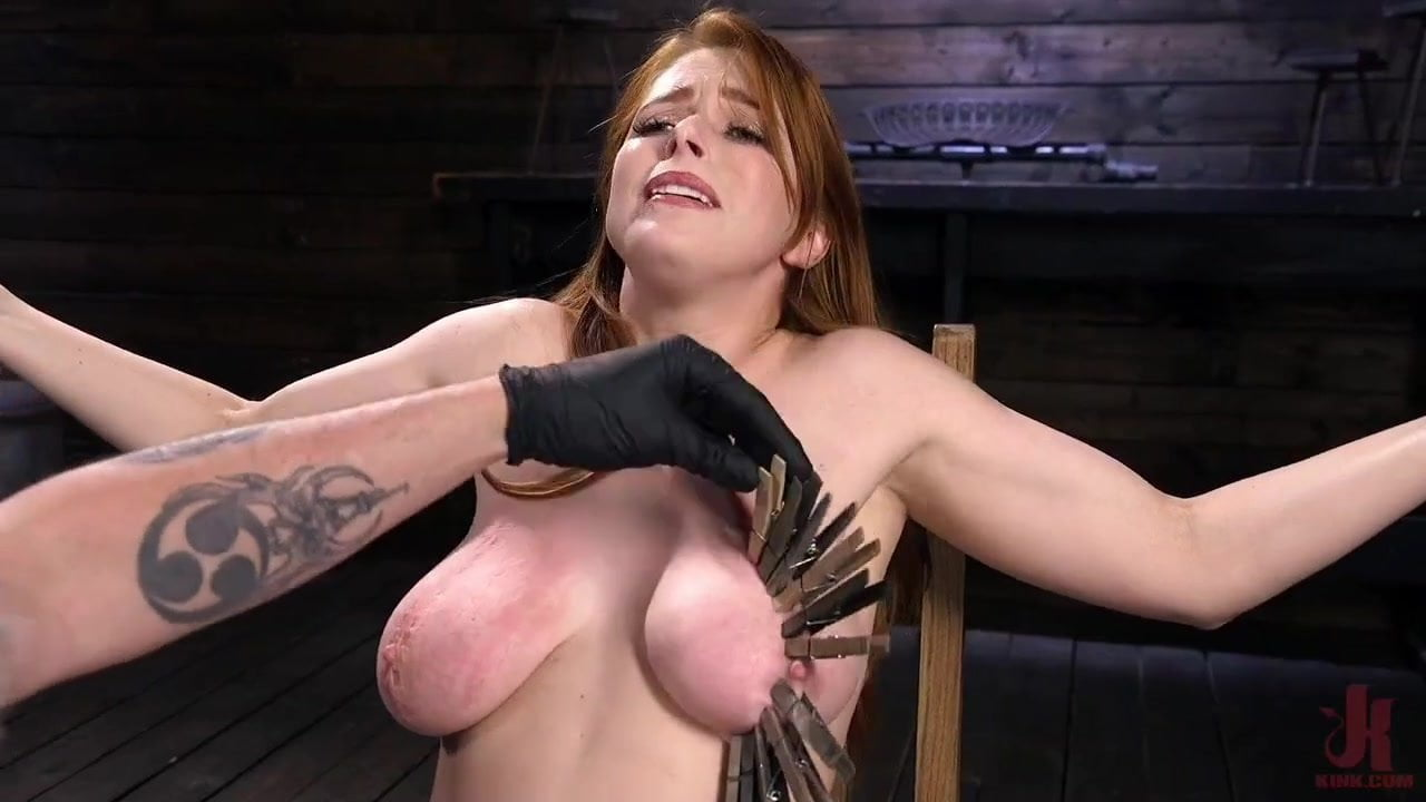 Free download & watch red headed slut is bound and tormented         porn movies