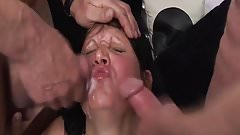 chubby matures first double penetration's Thumb