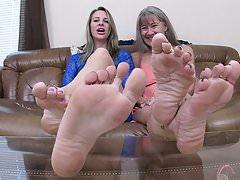 POV Foot JOI Vol 4