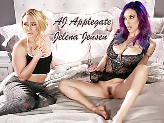 AJ Applegate and her evil stepmom Jelena Jensen