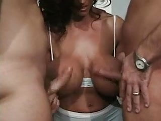 Preview 2 of Donita Dunes - Double Anal Dap - Gutter Mouths