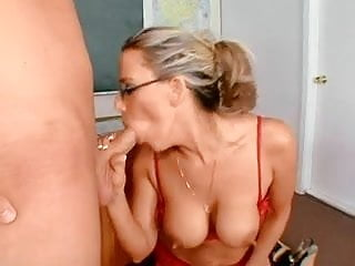 Teacher fucks a student