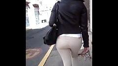 Cum on big ass.. Culona manchada Completo!!