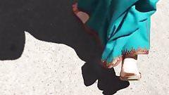 Arabic mom beautyful soles